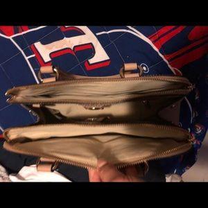 Aldo cream purse